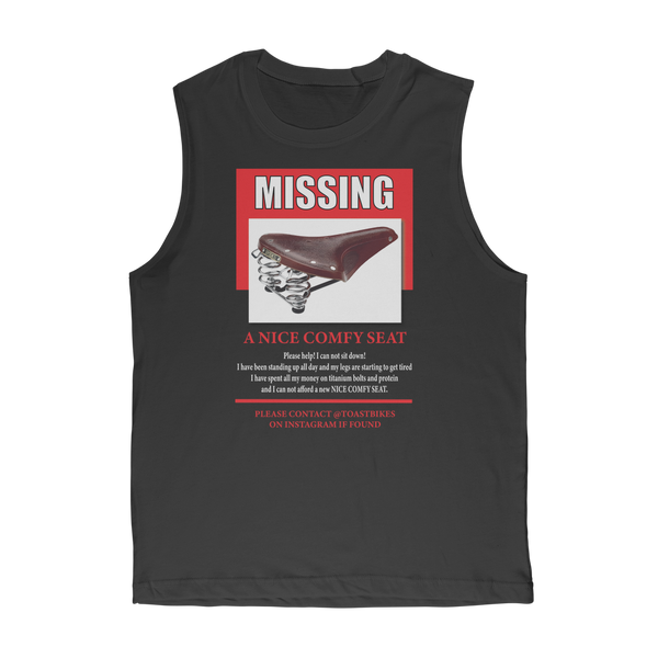 MISSING MISSING! Muscle tank top