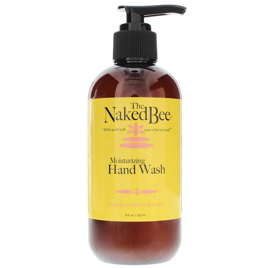 The Naked Bee Moisturizing Hand Wash