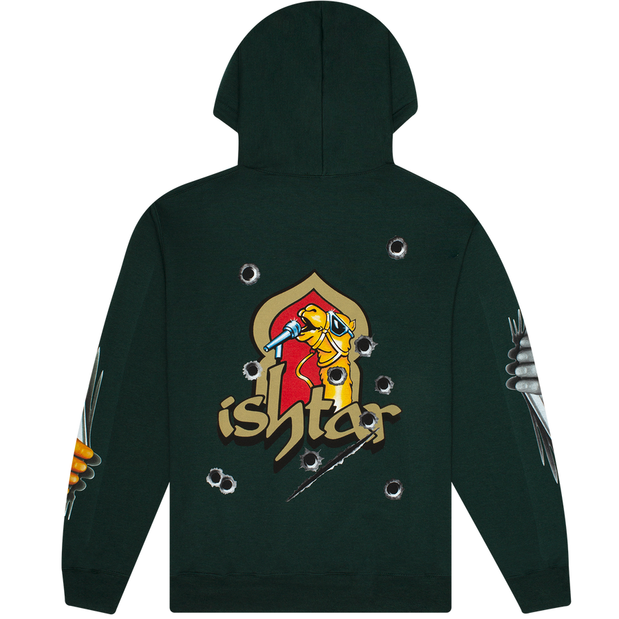 Ishtar Hooded Sweatshirt