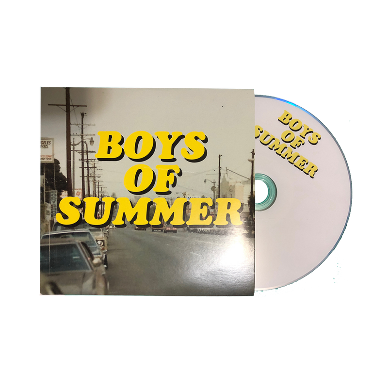 Boys of Summer #1 DVD