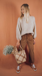 ANEMONA sweater beige
