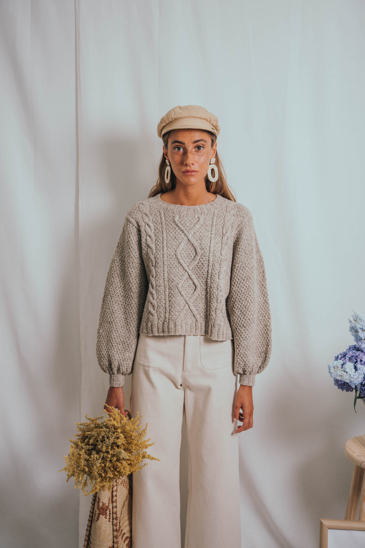 CORME fisherman sweater
