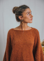 BISCUIT sweater ginger - blueanemone