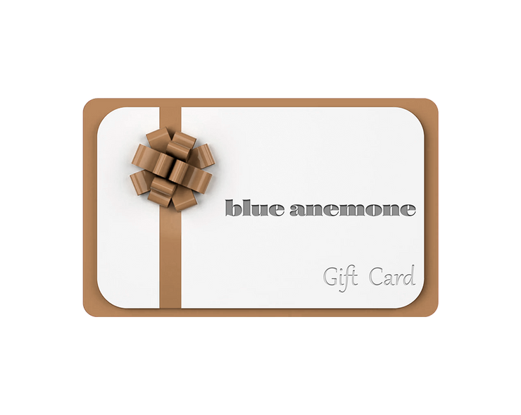 150€ Blue Anemone Gift Card