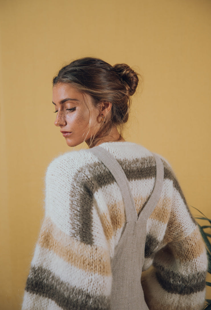 TYLER mohair sweater - blueanemone