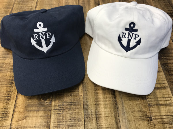 Dad Hat - Navy - RobbNPlunder