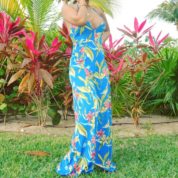 Blue Paradise jumpsuit