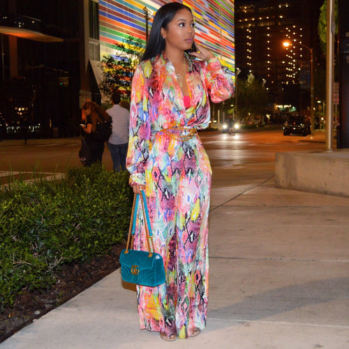 Mprinted Miami Housewife Designer set