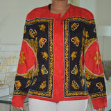 Queen Jacket top