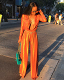 The Perfect Sunset Anniversary jumpsuit ***ready to ship***