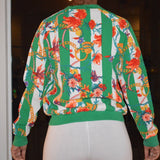 2BF) Goodci Summer Green Jacket top