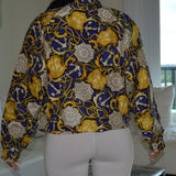 17a Purple Wheel Jacket