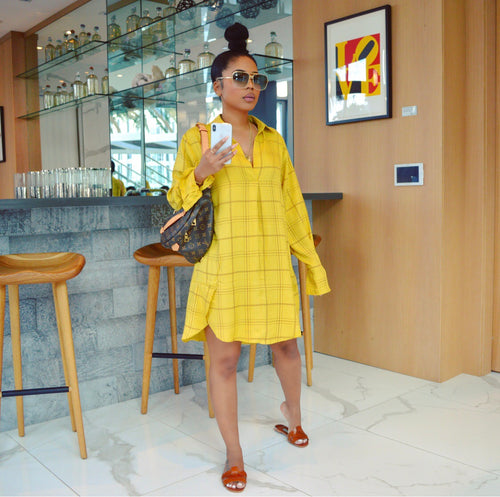 Must have Mustard tunic