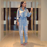 Denim Days jumpsuit