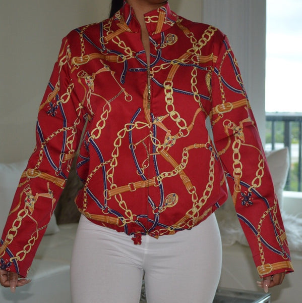 16a Red Buckle Jacket