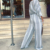Lovely & Lazy Linen jumpsuit ***RESTOCKED***