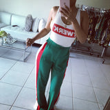 Grinchh Snap Up trackpants
