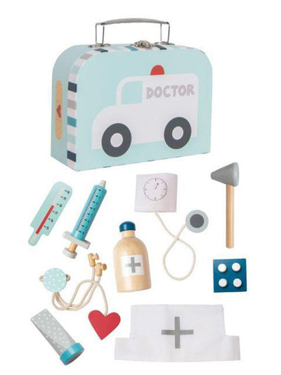 Doctors Case Blue