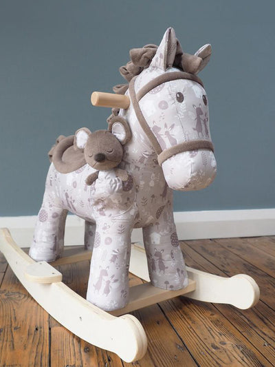 Biscuit and Skip Rocking Horse (9M+)