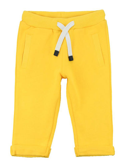 Weekend A La Mer Yellow Soft Trouser