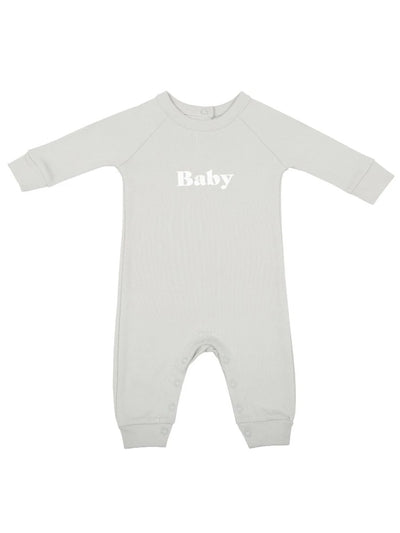 Grey 'Baby' All-in-One