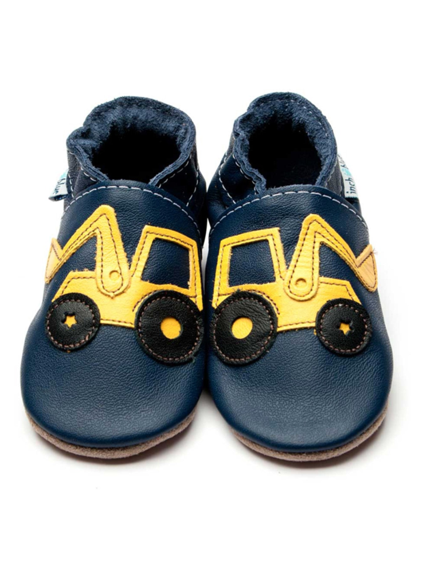 Navy Digger Soft Shoe