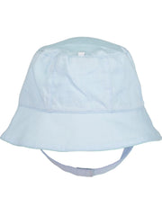 Baby Boy Pale Blue Sun Hat