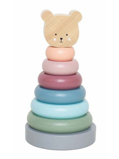 Teddy Bear Stacking Toy
