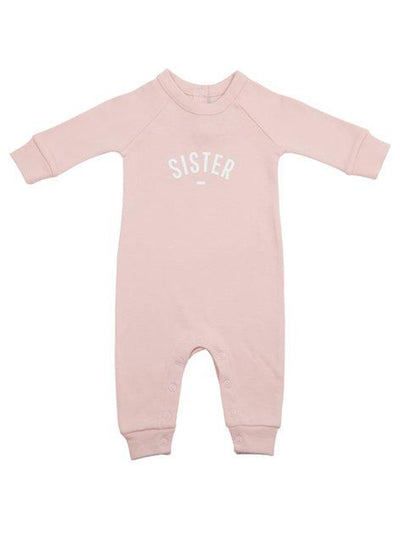 Blush Pink 'Sister' All-in-One