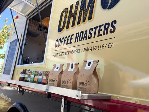 Ohm Coffee Truck