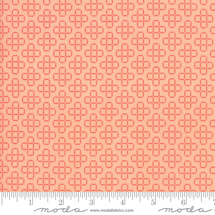 Lattice Peach 37545-13