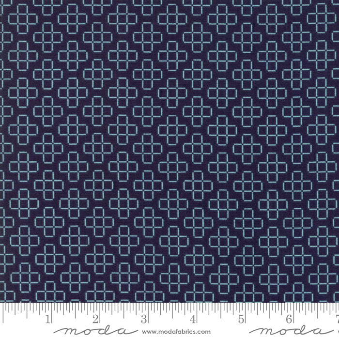 Lattice Navy 37545-19