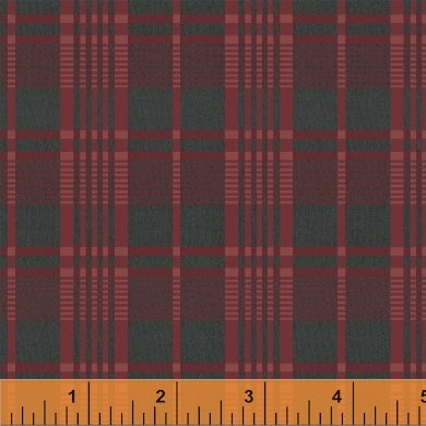Red Plaid 50540-1