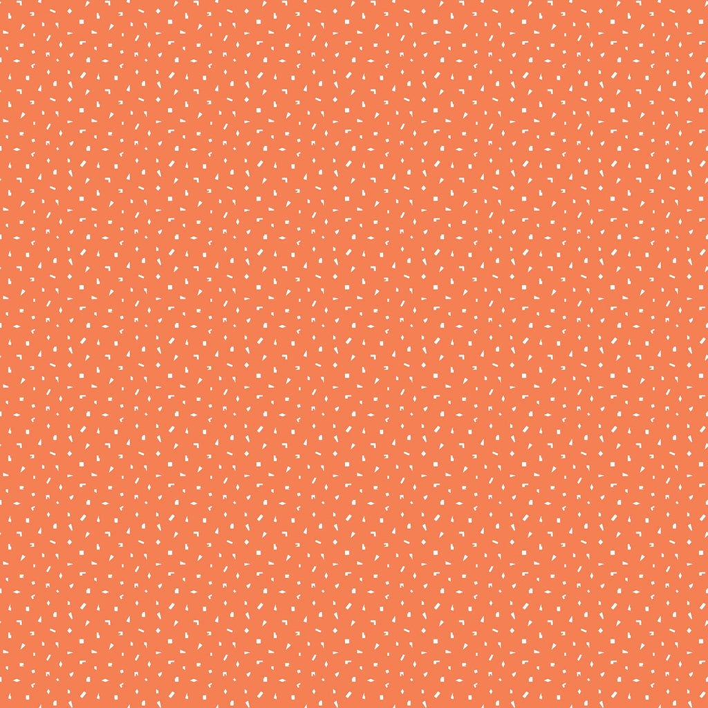 Ditzy Geo Orange 90044-59