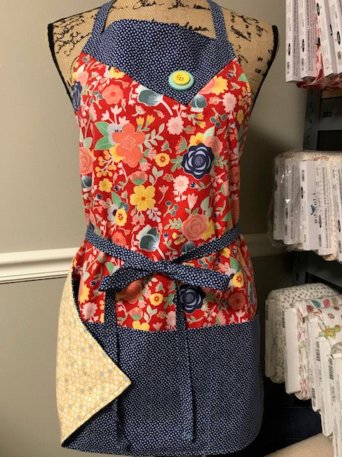 Mom and Me Apron