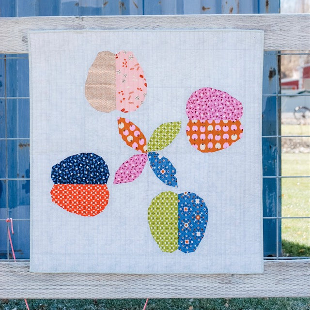 Apple Turnover Mini Quilt Kit