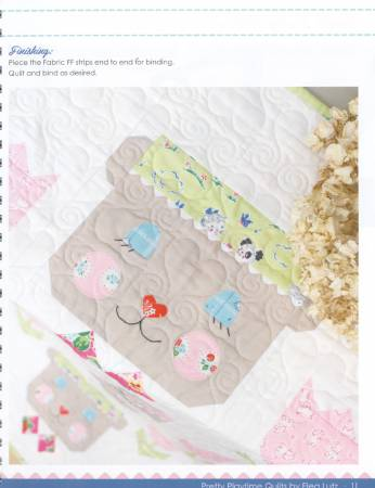Pretty Playtime Quilts