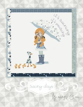 Rainy Days Quilt Kit