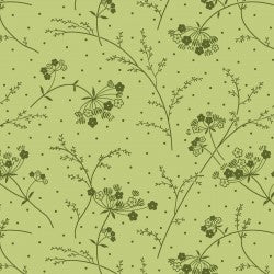 Green Queen Anne's Lace MAS9394-G
