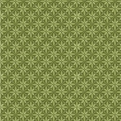 Green Tufted Stars MAS9396-G