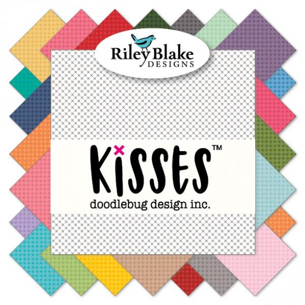 Kisses Yardage