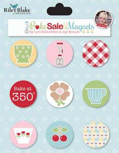Bake Sale 2 Magnets