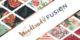 Woodlands Fusion Yardage