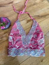 Load image into Gallery viewer, faerie babygirl halter top