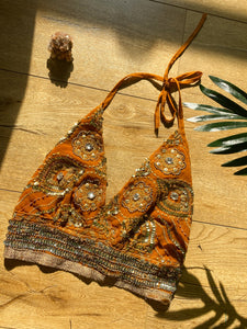 Sun Drops Halter Top