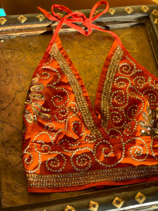 Sun Activation Halter Top