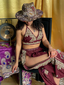 The Tigers Eye Jasmine Set