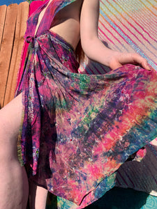 Cosmic Rainbow Cape