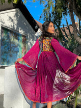 Load image into Gallery viewer, Esmerelda Anarkali Jacket Dress