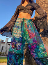 Load image into Gallery viewer, Rainbow labyrinth jasmine pants